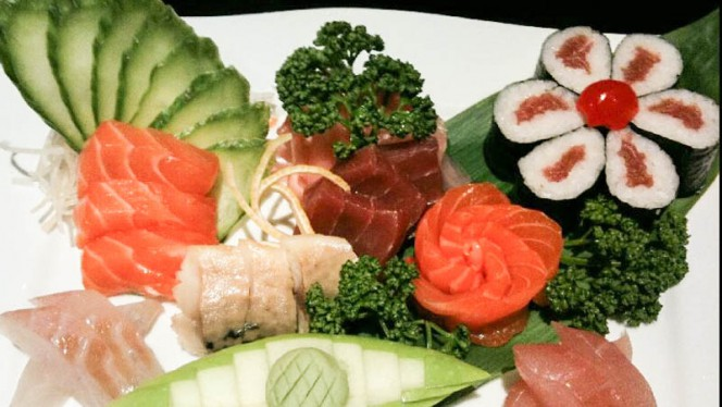 Suggestion sushi - Nagano 8ème, Paris
