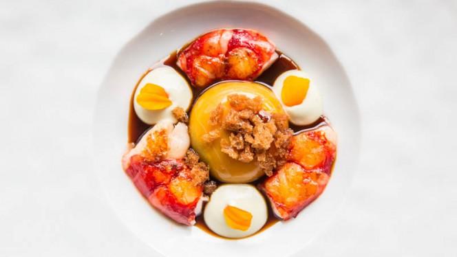 Sugerencia del chef - Clos Madrid, Madrid