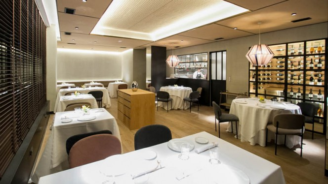 Vista sala - Clos Madrid, Madrid