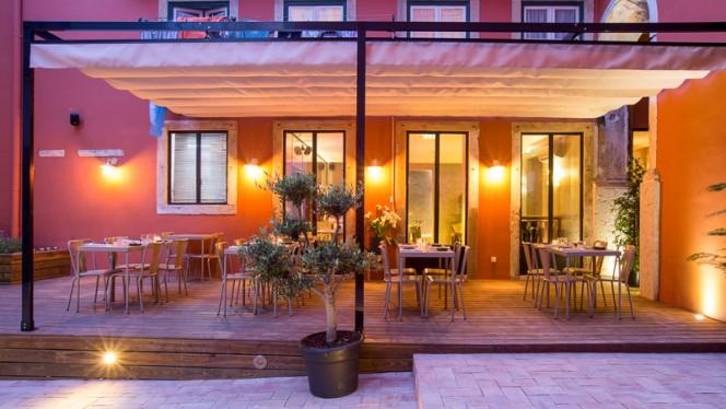 Entrada - Boca Café, Lisboa