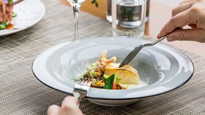 Suggestie van de chef - Serre Restaurant (Hotel Okura Amsterdam), Amsterdam