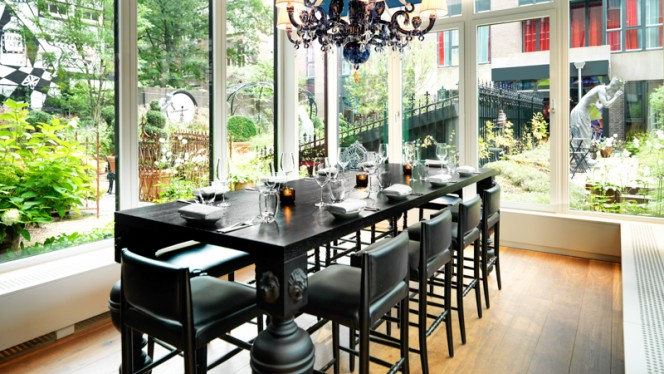Restaurant - Bluespoon, Amsterdam