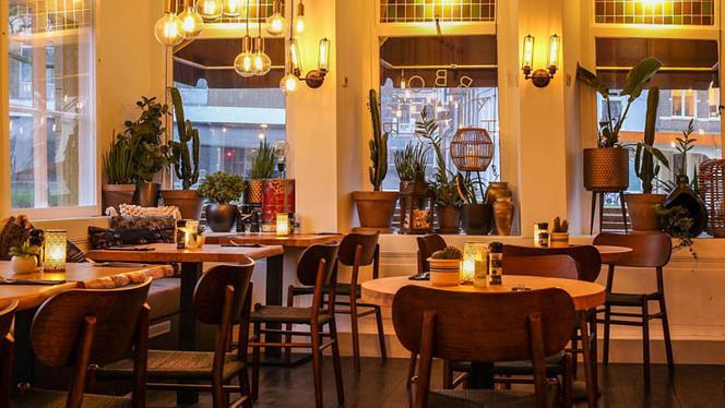 Restaurant - Harbour Cafe, Groningen