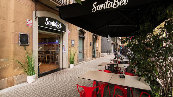 Terraza - SantaBel, Barcelona