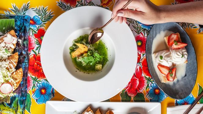 Sugerencia del chef - El Arrayán (Mandarin Oriental, Barcelona), Barcelona
