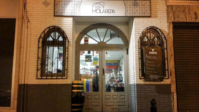 Entrada - Molarepa, Zaragoza