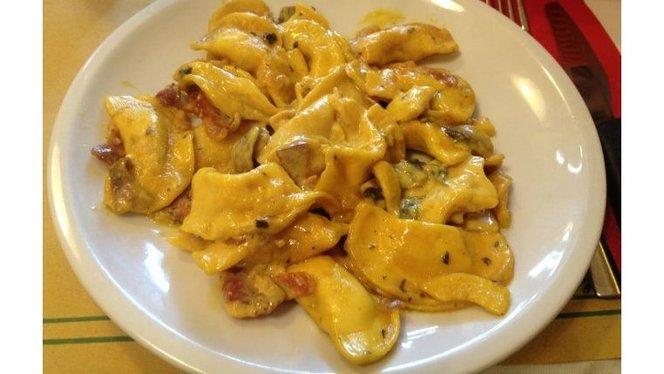 Primo di pasta fresca - Al Buon Umore, Milan