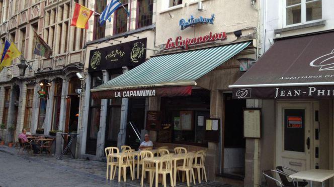 La Capannina - La Capannina, Brussels