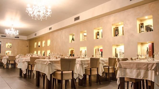 La sala - Controvento, Milano