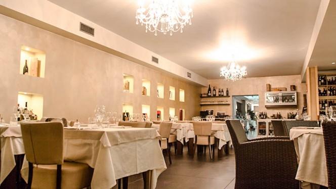 Vista sala - Controvento, Milano
