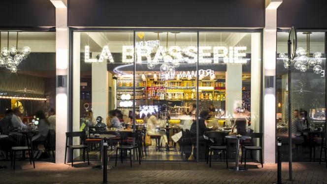 Aperçu de l'extérieur - La Brasserie J5, Montreux