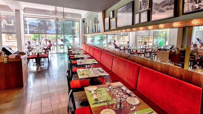 Brasserie J5 - La Brasserie J5, Montreux