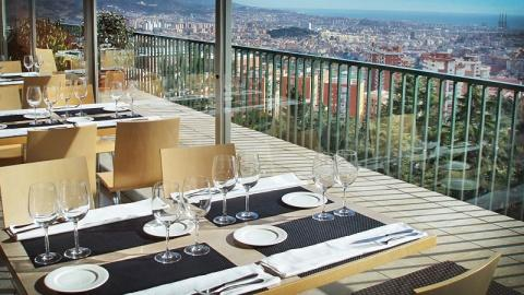Vall Parc Restaurant, Barcelona