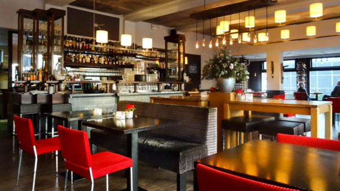Restaurant - Brasserie Berlage, Den Haag