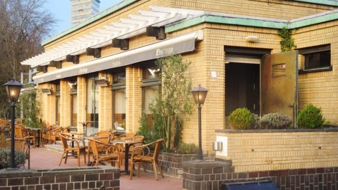 Terras - Brasserie Berlage, Den Haag