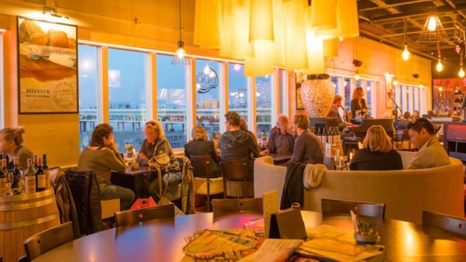 Het Restaurant - Brasserie Palace Scheveningen, Den Haag