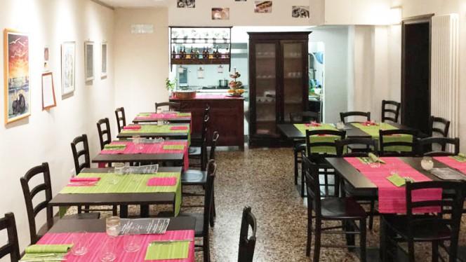 Sala - Café Santangelo, Bologna
