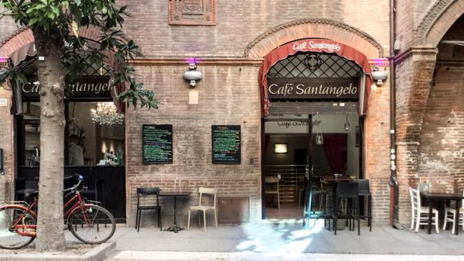 Vista esterna - Café Santangelo, Bologna