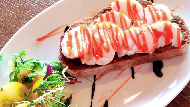 Sugestão do chef - Wine Pier - Wine Bar & Tapas, Cascais