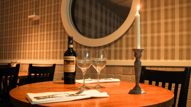 Middag för två - Restaurang Wobbler, Örebro