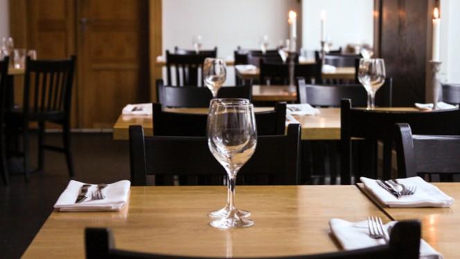 Wobbler Middag - Restaurang Wobbler, Örebro