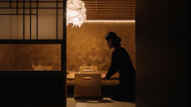Les salons japonais - Restaurant ERH, Paris