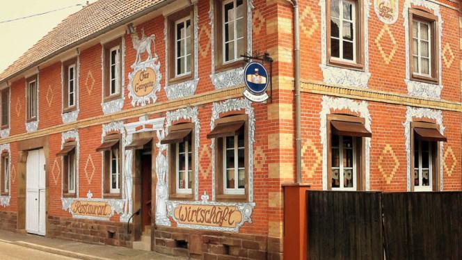façade - Chez Georgette,