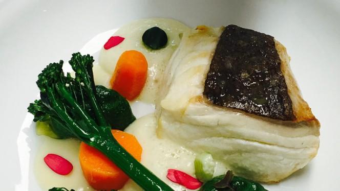 specialiteit van de chef - La Passione, Den Haag