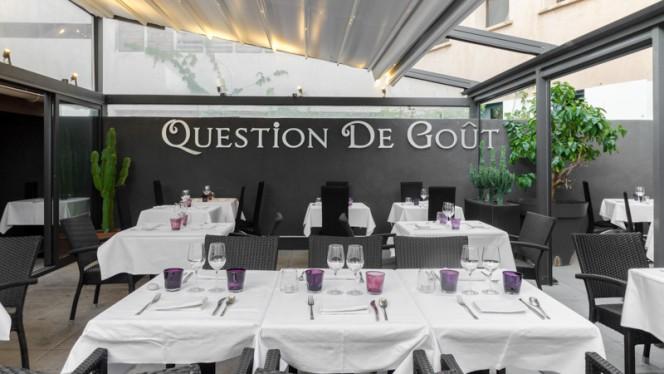 Terrasse - Question de Goût, Marseille
