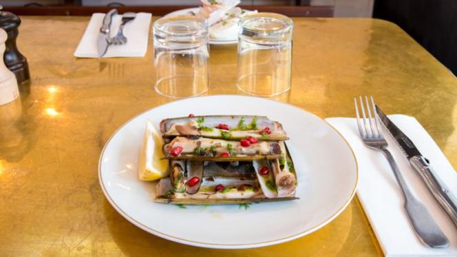 Suggestion du chef - Lobster Bar, Paris