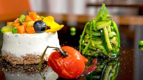 Il Margutta vegetarian food & art, Rome