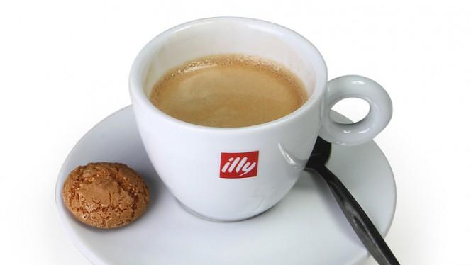illy Koffie - Café Restaurant Orff, Amsterdam