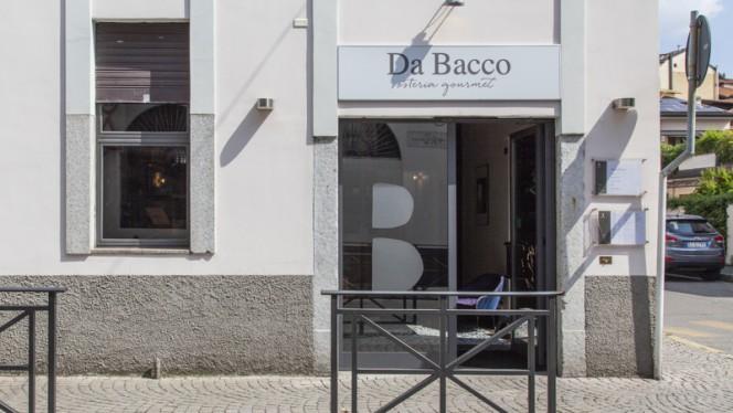 Entrata - Da Bacco Osteria Gourmet, Monza