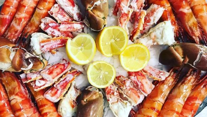Suggestion de plat - La Cantine de l´Écailler, Marseille