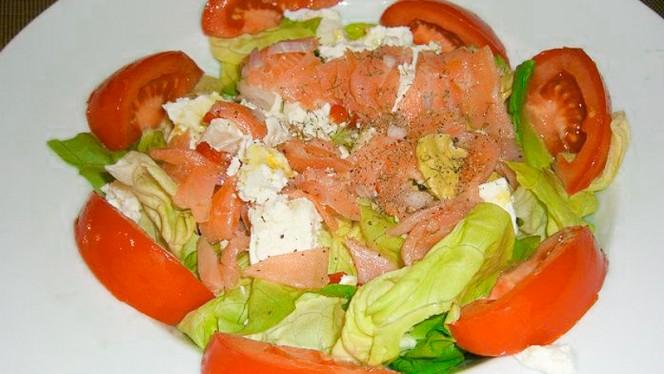 Salade - Les Délices du Grognon, Namur