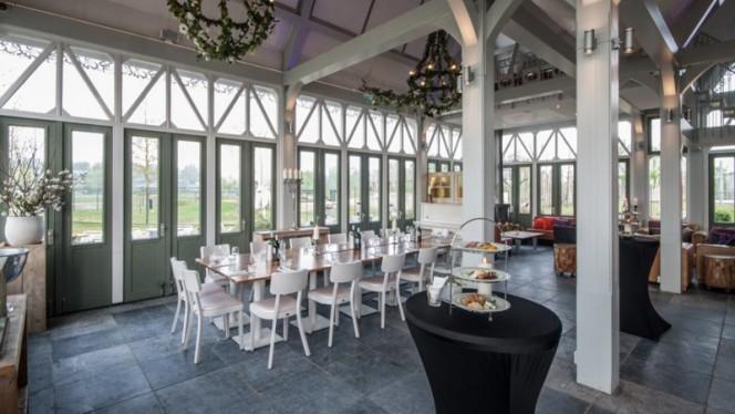 Dineropstelling - Anafora Parkrestaurant, Utrecht