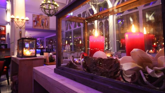 Winterse sfeer - Anafora Parkrestaurant, Utrecht