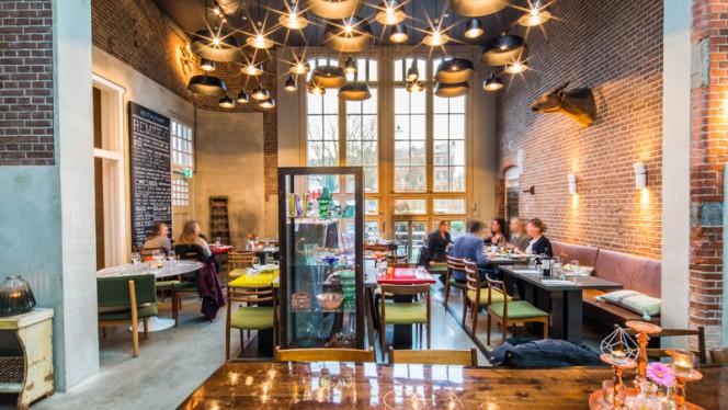 Het restaurant - Remise47, Amsterdam