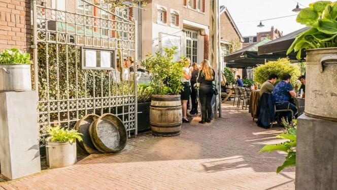 Terras - Remise47, Amsterdam