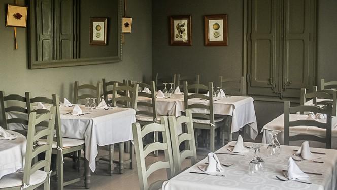 Vista sala - Ideal Restaurant Collserola, Barcelona
