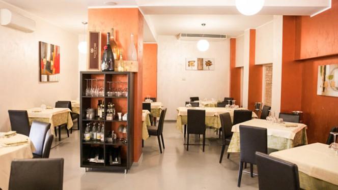 Vista sala - Al 45, Ravenna