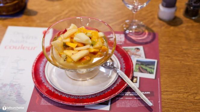Suggestion de dessert - Au Château d'If, Lyon