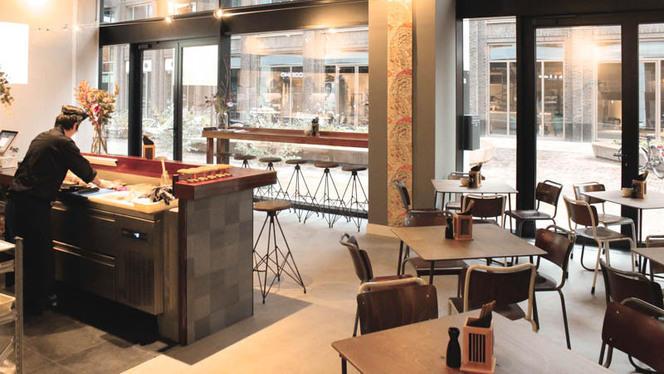 Het restaurant - Sushilee, Amsterdam
