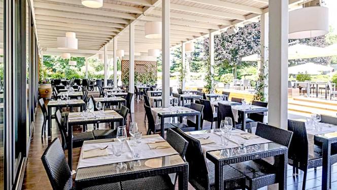 Vista sala - Rosso Food and More,