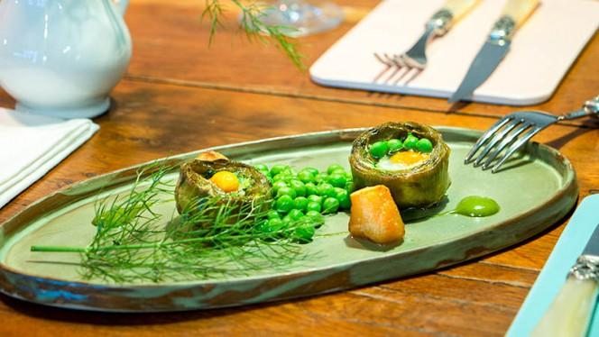 Sugerencia del chef - Santa Rita Experience, Barcelona