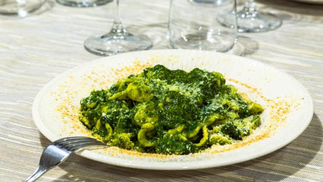 Suggerimento dello chef - Joe Padella, Rome