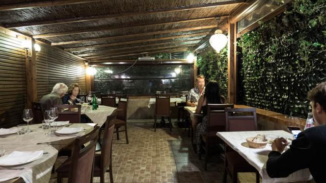 Terrazza - Joe Padella, Rome