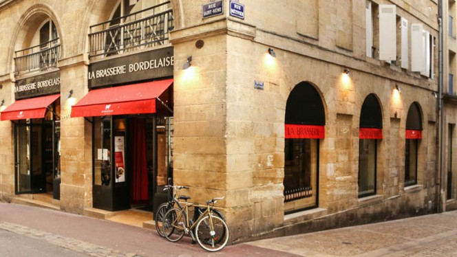 Entrée - La Brasserie Bordelaise, Bordeaux