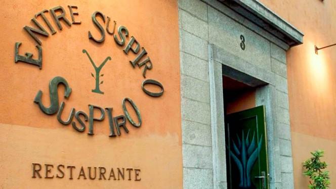 Entrada - Entre Suspiro y Suspiro, Madrid