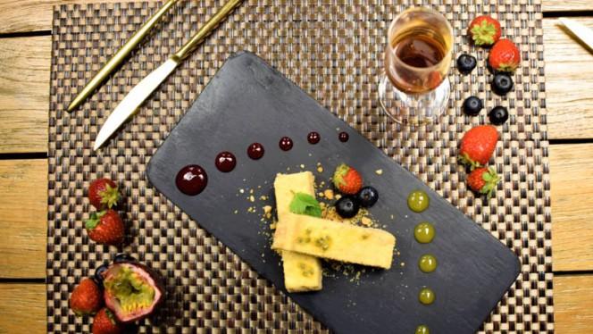 Sugerencia del chef - Bouquet Experience, Barcelona